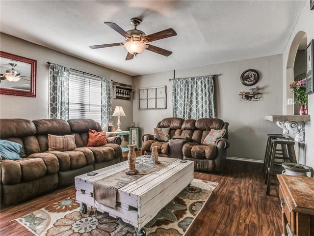 1540 W Logan Avenue, Guthrie, OK 73044 (MLS #801801) :: Wyatt Poindexter Group