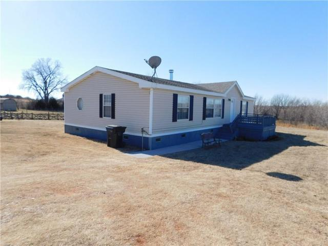 1408 Clear Pond Rd, Blanchard, OK 73010 (MLS #801865) :: Wyatt Poindexter Group