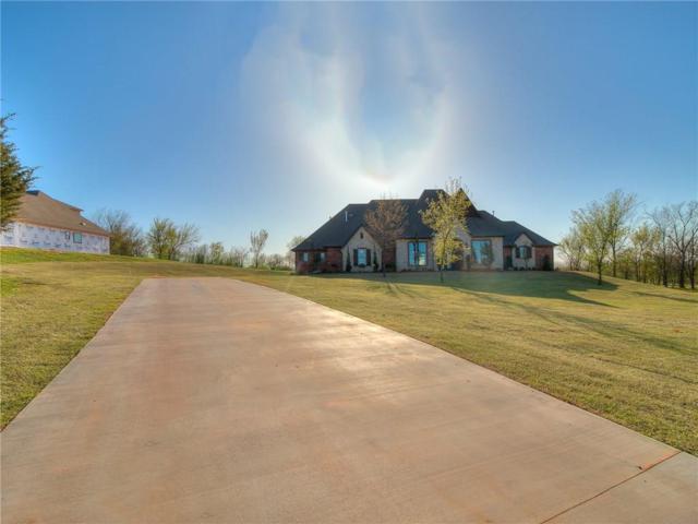 5429 Auburn Drive, Norman, OK 73072 (MLS #801989) :: KING Real Estate Group