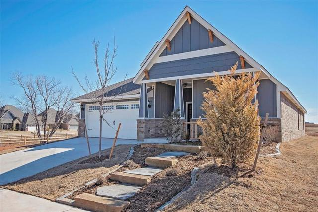 5220 NW 164th Terrace, Edmond, OK 73013 (MLS #802049) :: UB Home Team