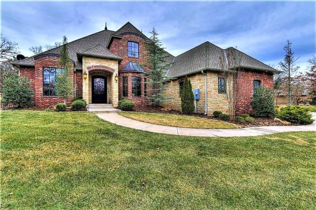 3635 Shady Oaks, Arcadia, OK 73007 (MLS #802120) :: Homestead & Co