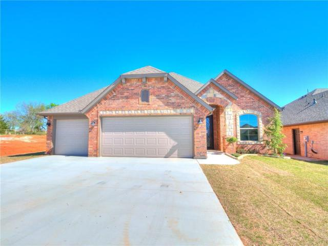 2617 SE 38th, Moore, OK 73160 (MLS #802234) :: Erhardt Group at Keller Williams Mulinix OKC