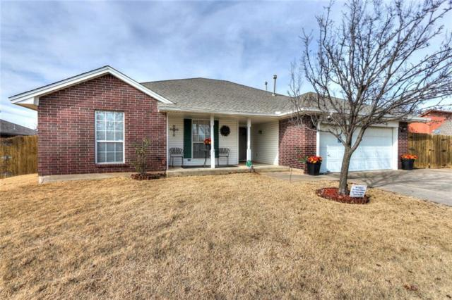 190 22nd Ave Ne, Norman, OK 73071 (MLS #802347) :: Wyatt Poindexter Group