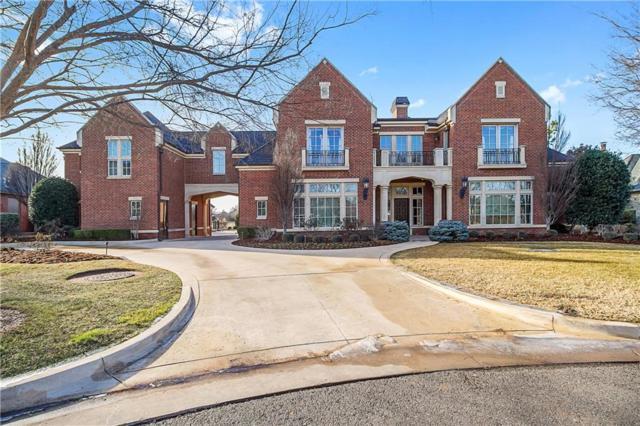 14801 Aurea Lane, Oklahoma City, OK 73142 (MLS #803119) :: Erhardt Group at Keller Williams Mulinix OKC