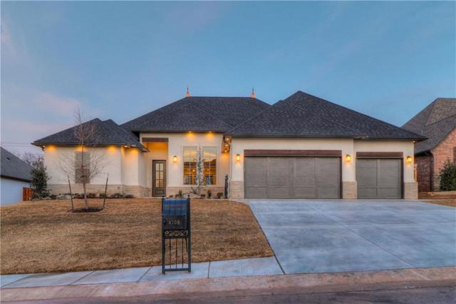 4708 Stampede Drive, Edmond, OK 73034 (MLS #803159) :: KING Real Estate Group