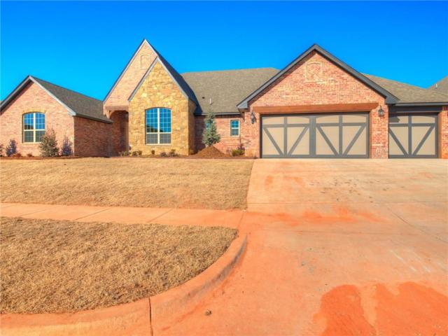 1921 NW 199th Street, Edmond, OK 73012 (MLS #803739) :: Wyatt Poindexter Group