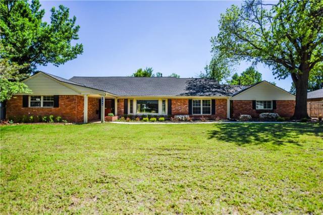 1308 Westchester Drive, Oklahoma City, OK 73120 (MLS #803973) :: Wyatt Poindexter Group