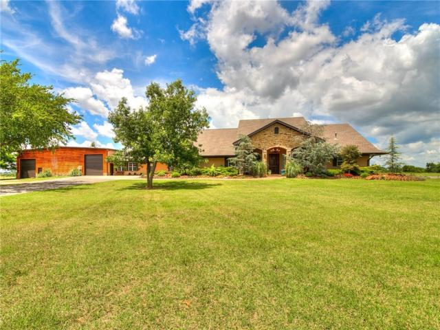 3201 NW 206th, Edmond, OK 73012 (MLS #804268) :: Homestead & Co
