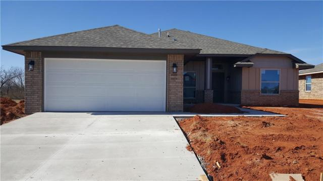 1125 Laurel Creek Drive, Yukon, OK 73099 (MLS #804384) :: Wyatt Poindexter Group