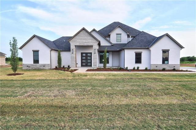 2364 NW 220th Terrace, Edmond, OK 73025 (MLS #804434) :: Wyatt Poindexter Group