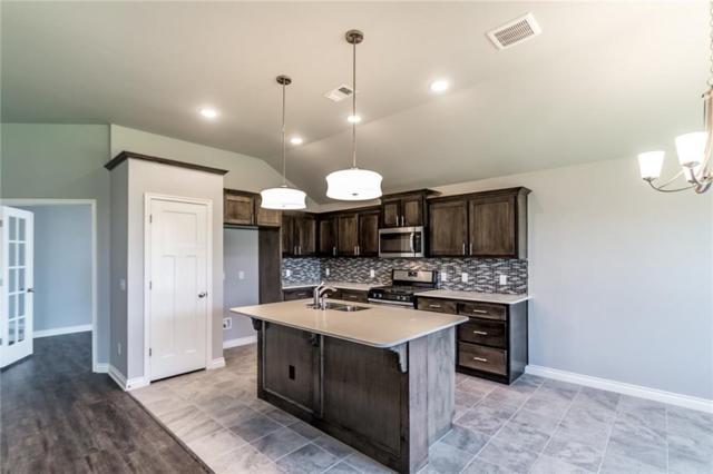 11433 NW 129th Street, Piedmont, OK 73078 (MLS #804809) :: Homestead & Co