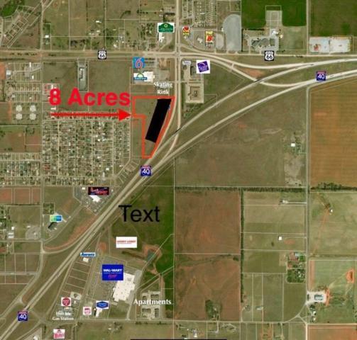 307 Sleepy Hollow, Elk City, OK 73644 (MLS #805122) :: KING Real Estate Group