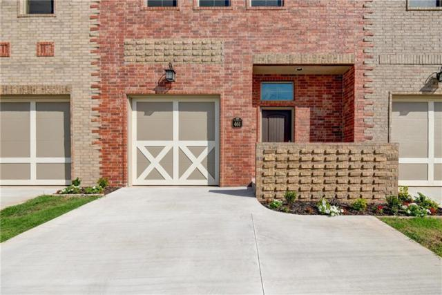 461 S Fretz Avenue, Edmond, OK 73003 (MLS #805132) :: Wyatt Poindexter Group