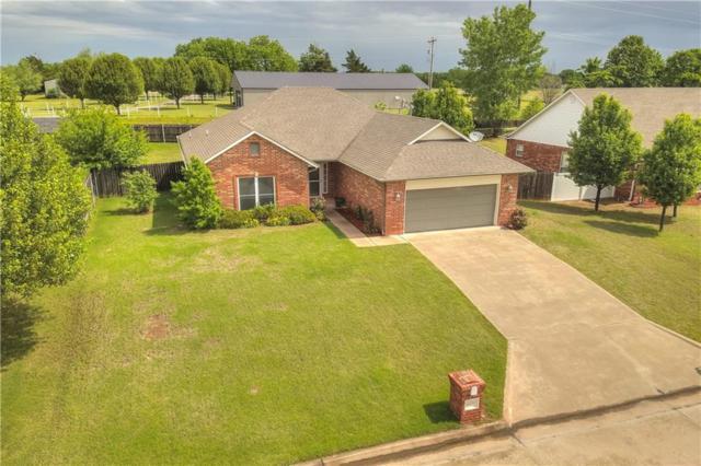 1400 Berkshire, Shawnee, OK 74804 (MLS #805332) :: Wyatt Poindexter Group