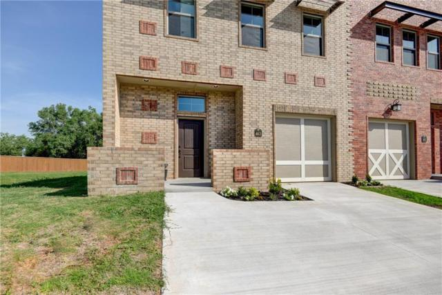 463 S Fretz Avenue, Edmond, OK 73003 (MLS #805533) :: Wyatt Poindexter Group