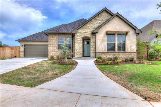 13560 Cobblestone Curve Road, Oklahoma City, OK 73142 (MLS #805667) :: Wyatt Poindexter Group