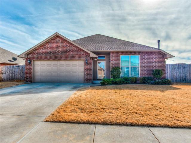 1408 Spoonwood, Norman, OK 73071 (MLS #805980) :: Wyatt Poindexter Group
