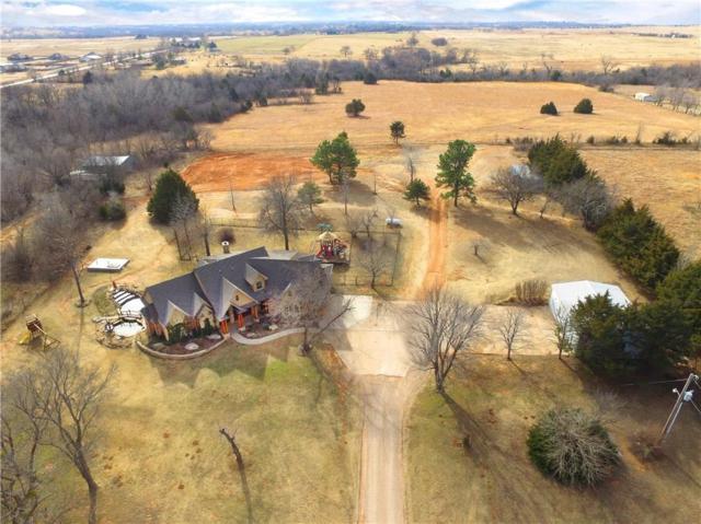 1983 County Road 1196, Tuttle, OK 73089 (MLS #806031) :: Wyatt Poindexter Group