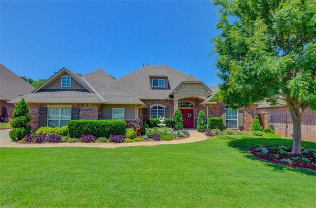2008 Hallbrooke Drive, Norman, OK 73071 (MLS #806375) :: Barry Hurley Real Estate