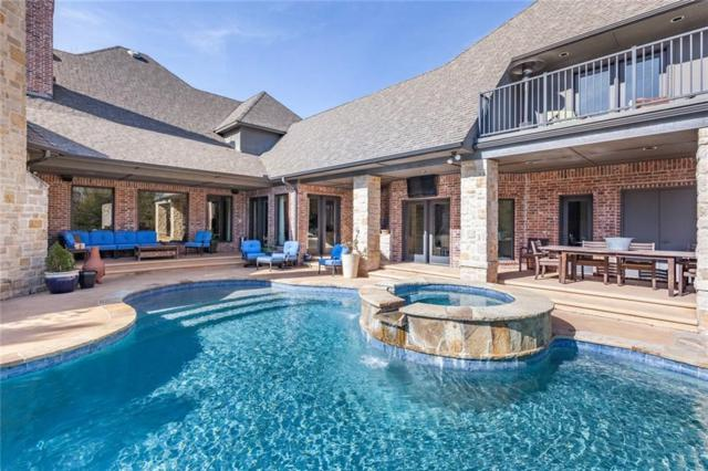 1100 Crystal Creek, Edmond, OK 73034 (MLS #806621) :: Wyatt Poindexter Group