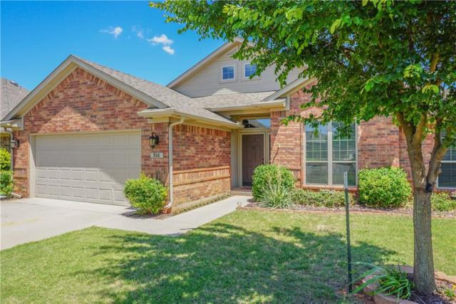 916 Carolyn Ridge, Norman, OK 73071 (MLS #806657) :: Barry Hurley Real Estate