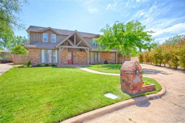 3012 Red Rock Circle, Oklahoma City, OK 73120 (MLS #806819) :: Wyatt Poindexter Group