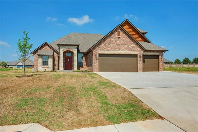 2235 Sycamore Nw Avenue, Piedmont, OK 73078 (MLS #806873) :: Wyatt Poindexter Group