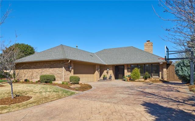 3617 Chestnut Ridge Road, Oklahoma City, OK 73120 (MLS #809629) :: Wyatt Poindexter Group