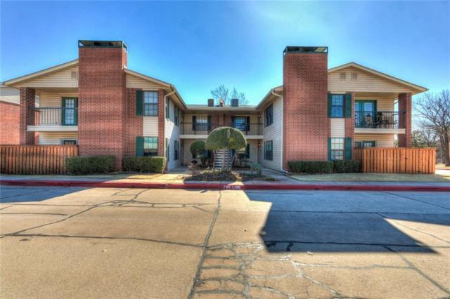 4400 Hemingway #206, Oklahoma City, OK 73118 (MLS #809635) :: Meraki Real Estate