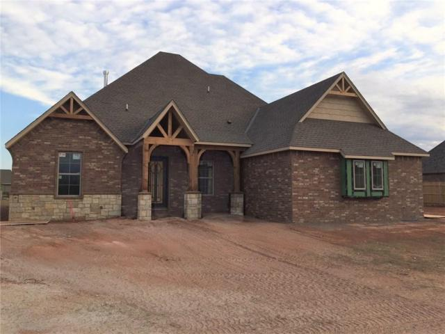 916 W Camellia Way, Mustang, OK 73064 (MLS #810014) :: Wyatt Poindexter Group