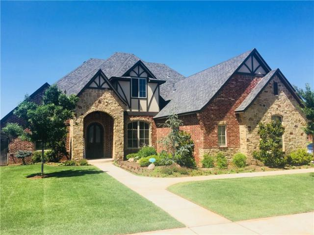 7601 NW 135th Street, Oklahoma City, OK 73142 (MLS #810506) :: Homestead & Co