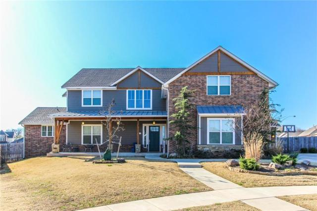 2112 Williams, Norman, OK 73071 (MLS #810523) :: Homestead & Co
