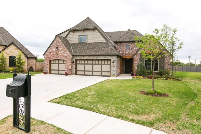 2300 Merlot Court, Edmond, OK 73012 (MLS #810553) :: Wyatt Poindexter Group