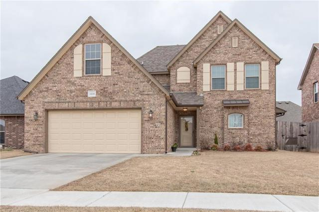 14516 S Briarcliff Drive, Oklahoma City, OK 73170 (MLS #811119) :: Wyatt Poindexter Group