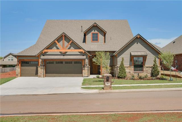 307 Alamosa Road, Norman, OK 73069 (MLS #811353) :: Barry Hurley Real Estate