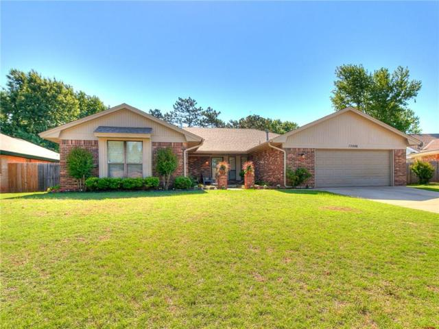 12008 Dahoon Drive, Oklahoma City, OK 73120 (MLS #811769) :: Homestead & Co