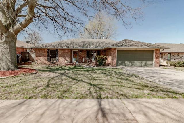 9405 S Ross Avenue, Oklahoma City, OK 73159 (MLS #811933) :: Barry Hurley Real Estate