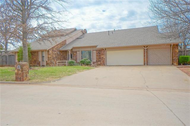 6805 Shoreline, Warr Acres, OK 73132 (MLS #812135) :: KING Real Estate Group