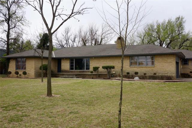 4623 N Portland Avenue, Oklahoma City, OK 73112 (MLS #812386) :: Wyatt Poindexter Group
