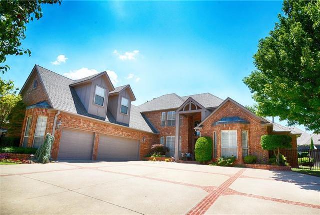 11533 Twisted Oak Road, Oklahoma City, OK 73120 (MLS #812494) :: Wyatt Poindexter Group