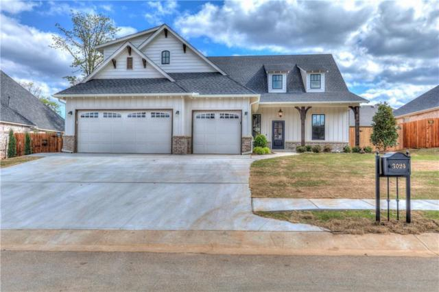 3024 Morning Mist Road, Edmond, OK 73034 (MLS #812626) :: Wyatt Poindexter Group