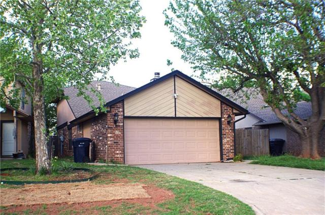 10608 Flamingo Avenue, Oklahoma City, OK 73162 (MLS #813233) :: Wyatt Poindexter Group
