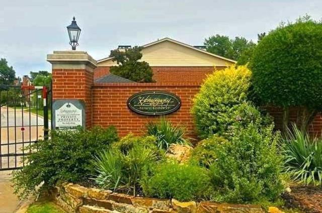 4400 Hemingway Drive #219, Oklahoma City, OK 73118 (MLS #813375) :: KING Real Estate Group