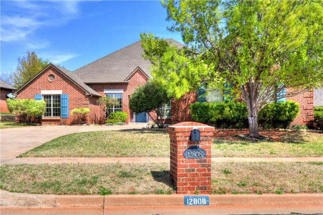 12808 Park Hill Road, Oklahoma City, OK 73142 (MLS #813888) :: Wyatt Poindexter Group
