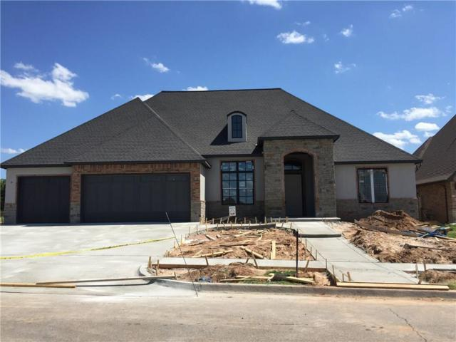 4604 Las Colinas, Norman, OK 73072 (MLS #814520) :: Wyatt Poindexter Group