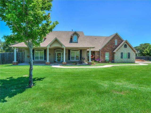 726 N Choctaw Road, Choctaw, OK 73020 (MLS #814611) :: Homestead & Co