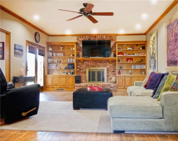 3331 Willow Brook Road, Oklahoma City, OK 73120 (MLS #814932) :: Wyatt Poindexter Group