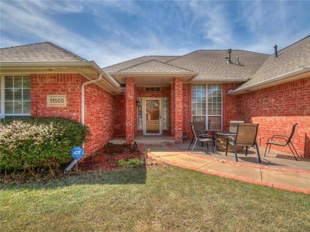 11505 Condor Terrace, Oklahoma City, OK 73162 (MLS #814933) :: Wyatt Poindexter Group