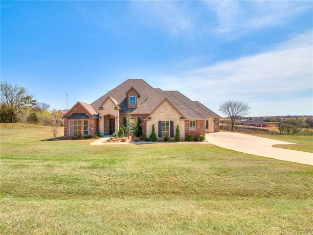 3852 SE 54th Place, Norman, OK 73072 (MLS #815067) :: KING Real Estate Group