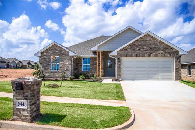 9445 NW 87th Place, Yukon, OK 73099 (MLS #815352) :: Wyatt Poindexter Group